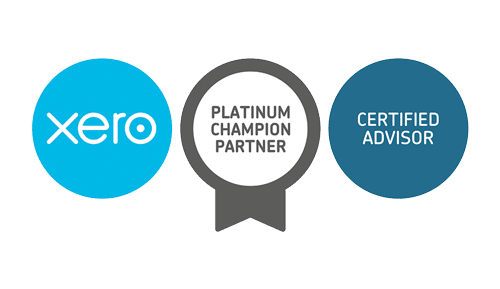Xero Platinum Champion Partner