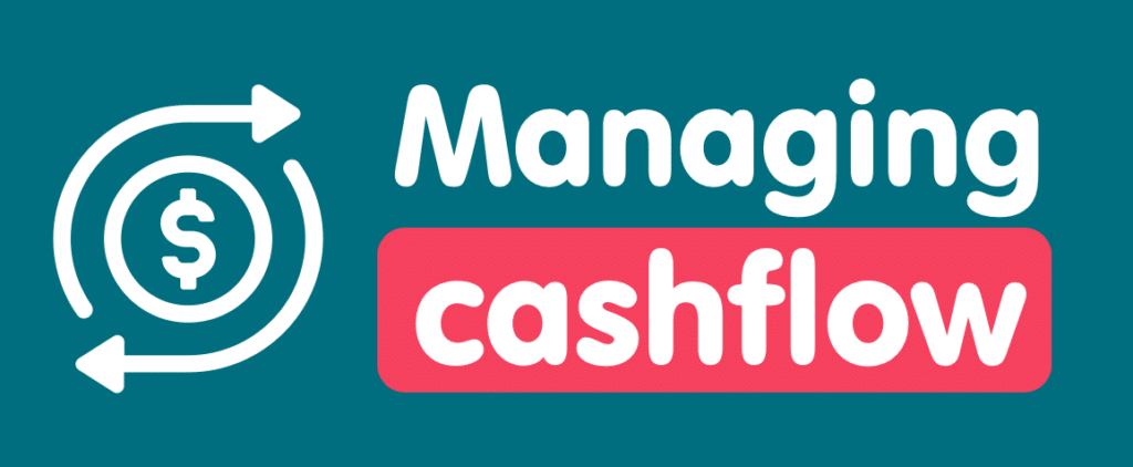 Managing cashflow