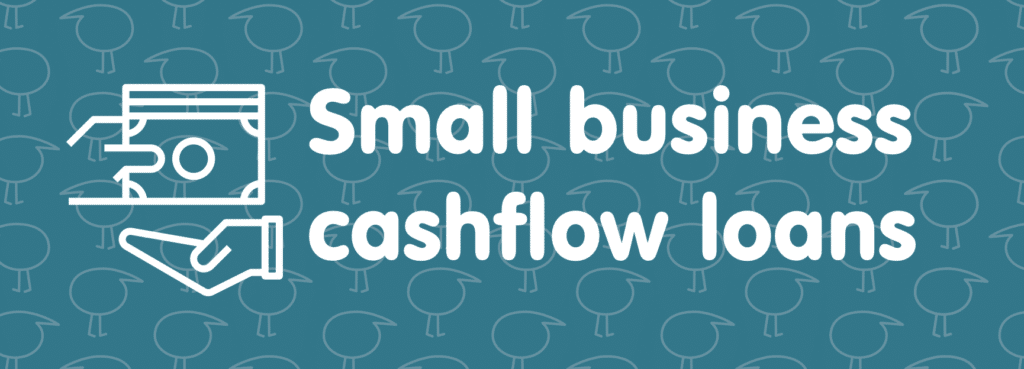 Small business cashflow loans